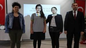 Karaköprü'de Başarılı Öğrenciler Ödüllendirildi