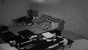 Kasa hırsızlığı Kamerada - Videolu Haber
