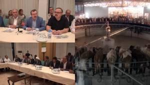 KİT Komisyonu TİGEM'i İnceledi-Videolu Haber