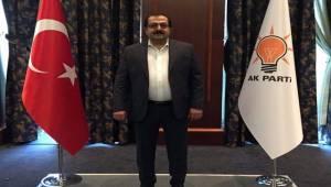 Mehmet Karavar Aday Adayı Oldu