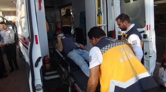 Mesire Alanı Yolunda Kaza, 1 Yaralı
