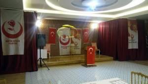 Mustafa Destici Şanlıurfa'ya Geliyor