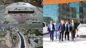 Narlıdere Köprülü Kavşağı ve Fuar Merkezi Açılıyor