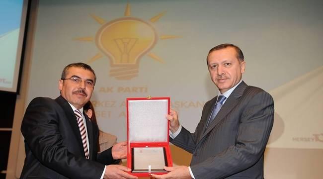 Ömer Hacıkamiloğlu Aday Adayı Oldu