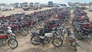 Polis Ekiplerinden Motosikletlere Sıkı Denetim