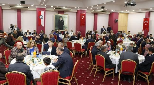 Polis Gününde Şehit Aileleri ve Gaziler Unutulmadı