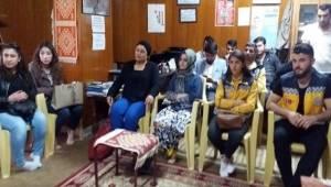 Sağlık Çalışanları Derneğinden UYGAD'a Ziyaret