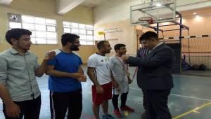 Sağlık Hizmetleri MYO'da Futsal Turnuvası