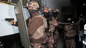 Sahte polislere gerçek polislerden dev operasyon