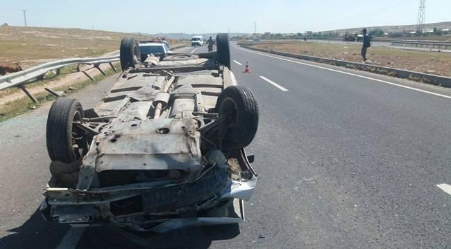 Şanlıurfa'da İki Kaza, 3 Yaralı