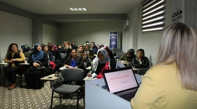 Şanlıurfa'da Sağlık Okur Yazarlığı Eğitimi