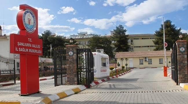 Şanlıurfa'da Sağlık Raporunda Yeni Dönem