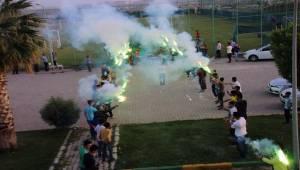 Şanlıurfa'da Şampiyonluk Şarkıları Söyleniyor