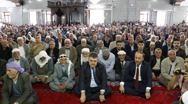 Şanlıurfa'da Şehit Polisler İçin Mevlid Okutuldu