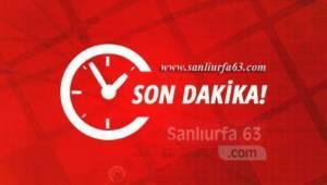Şanlıurfa'da trafik kazası,1 ölü, 5 yaralı
