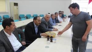 Şanlıurfa'da Yılın İlk Mahsul Arpası Satıldı