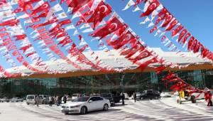 Şanlıurfa Fuar Merkezi Açılıyor