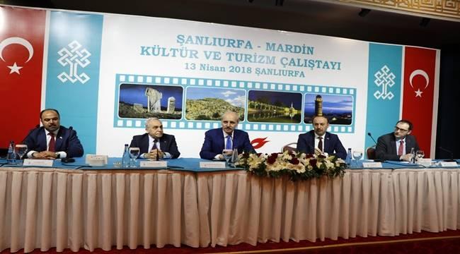 Şanlıurfa-Mardin Kültür Çalıştayı Başladı