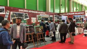 Şanlıurfa'nın Projeleri Konya Kent 2018'de Tanıtıldı