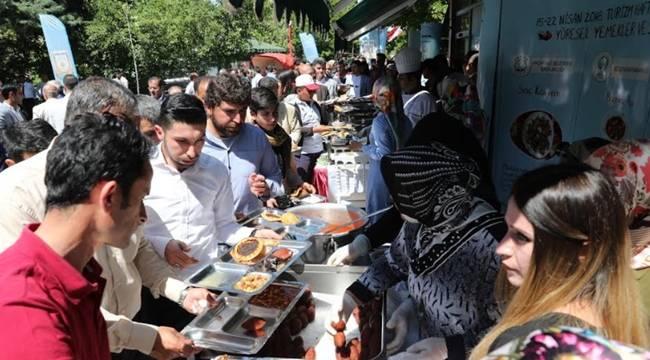 Şanlıurfa Yöresel Yemeklerine Yoğun İlgi