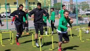 Şanlıurfaspor'da hazırlıklar sürüyor