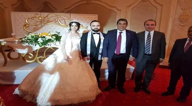 Sarıdoğan ve Gazen Ailesinin Mutlu Günü