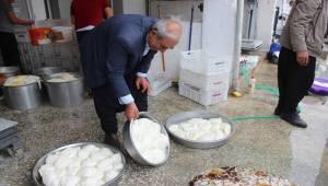 Siverek'te Patentli Peynir Üreticisi Yok
