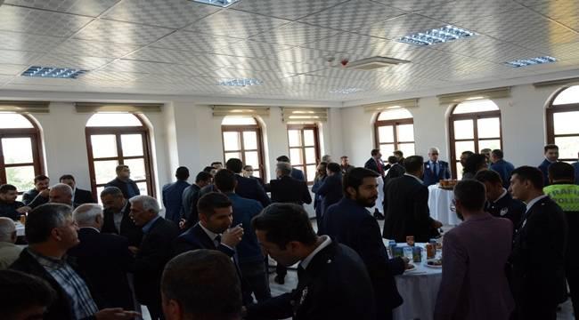 Siverek'te Türk Polis Teşkilatının 173. yıl dönümü kutlandı
