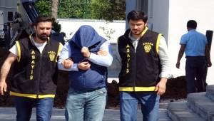 Son Alo'daki Sahte Polis Yakalandı