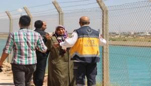 Sulama Kanalı Düşen İki Kuzenden Biri Kurtarıldı