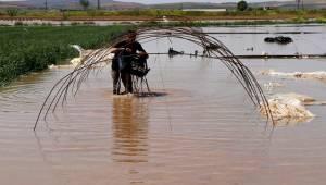 Suruçlu Çiftçiler Yüz Binlerce Liralık Zarara Uğradı
