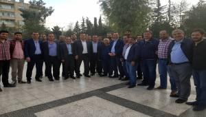 Süt, Kılıçoğlu ve Baydar ŞUTSO Meclisine Seçildi