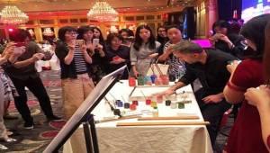 Türk Ebru Sanatı Çinlilerin İlgisini Çekti