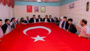 Türkmen Aşireti AK Parti'ye Geçti