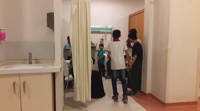 Urfa'da 12 Öğrenci Zehirlendi