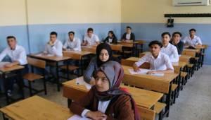 Urfa'da 21 Bin Öğrenciye Deneme Sınavı