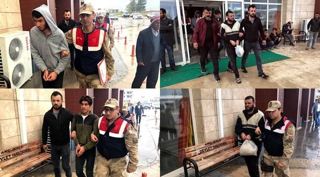 Urfa'da 3 Terörist Yakalandı