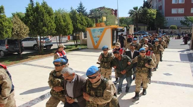 Urfa'da Cumhurbaşkanına Hakaret Eden 5 Kişi Tutuklandı