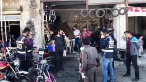 Urfa'da Dev Çalıntı ve Hacizli Araç Operasyonu