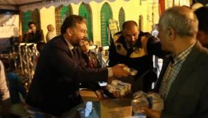 Urfa'da Kandilinde Eski Gelenek Yaşatıldı