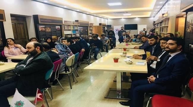 Urfa'da Medeniyet Kardeşliği Programı Düzenlendi