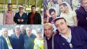 Urfa'nın Evladı Mahmut Tuncer,Taraftarların Arasındaydı