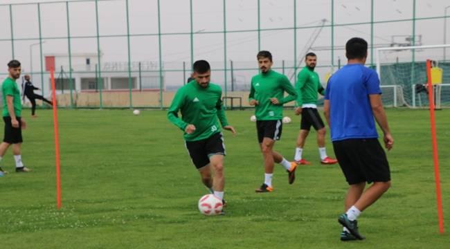 Urfaspor, Kömürspor Maçına Hazırlanıyor