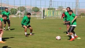 Urfaspor Sıkı Çalışıyor