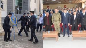 Viranşehir'de Polis Haftası kutlandı