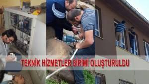 Viranşehir'de Teknik Hizmetler Birimi Oluşturuldu