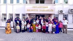 Viranşehirli Kadınlardan Atilla'ya Ziyaret