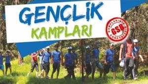 Yaz Gençlik Kampı Başvuruları Başladı
