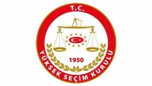 YSK 2018 Yılında Seçime Katılacak Partileri Açıkladı