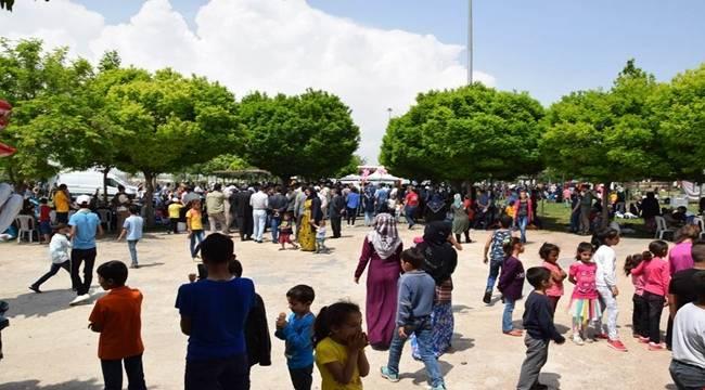16.Uluslararası Eyyüp Nebi Sabır Günü Etkinlikler Düzenlendi